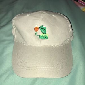 BRAND NEW Kermit Tea Hat ☕️🐸